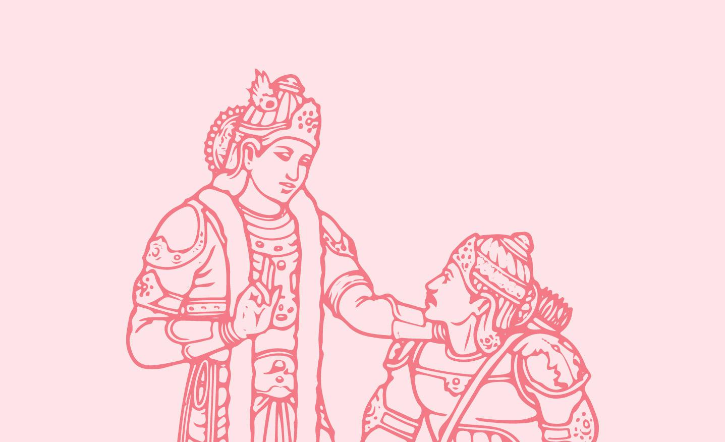 10 Important Life Lessons From The Bhagavad Gita For Kids And Parents