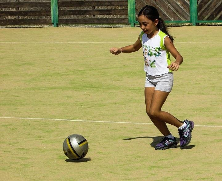 6 Health Benefits Of Sports For Children