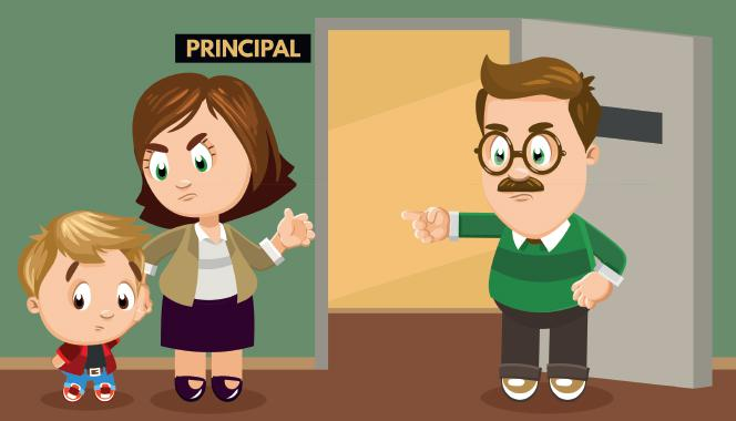 How to Handle Teachers' Complaints About Your Child