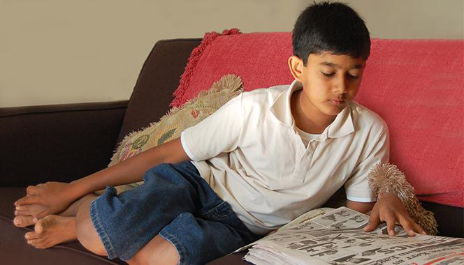 Interesting Ways To Introduce the Newspaper Reading Habit To Your Child.