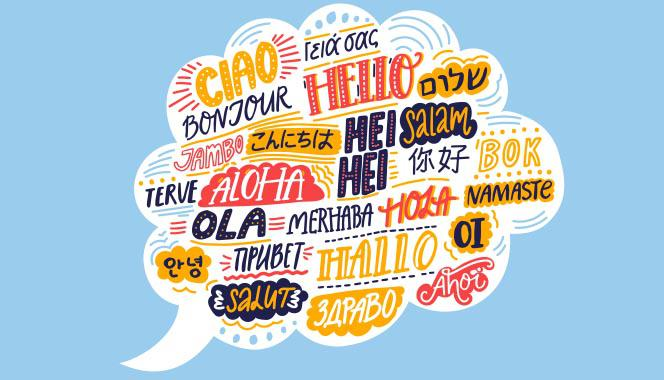 How to Say Hello in 10 Different Languages?