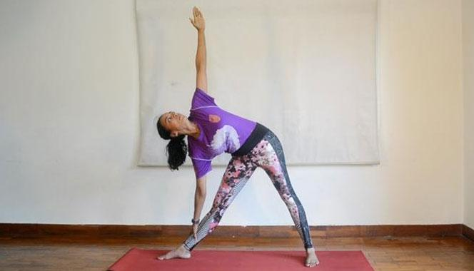 Is motherhood tiring you out? Here are 8 super yoga poses to help you cope