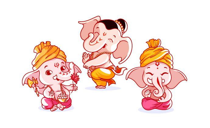 Life Lessons Your Child Can Learn From Lord Ganesha