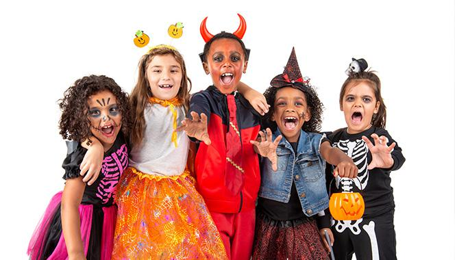 Looking for fancy dress idea for your child? These cartoon character costumes are sure to be a hit!