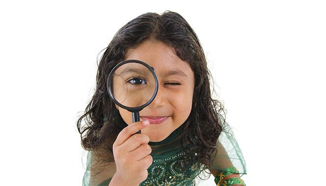 Nurture Your Child's Curiosity - It May Be The Most Important Trait For Your Child
