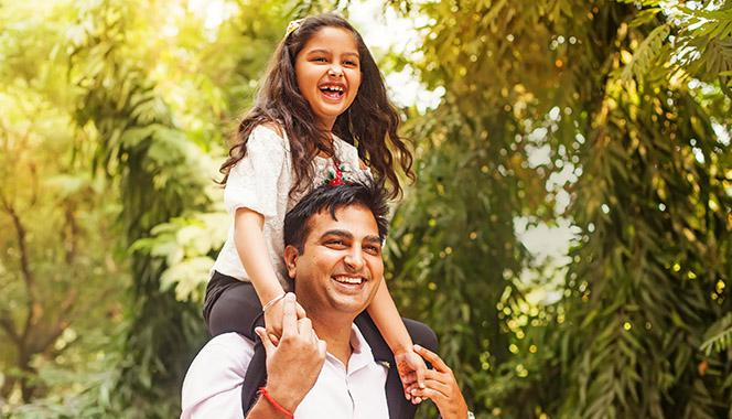 The health benefits of close parent-child relationships: More reasons to spend quality time with your child