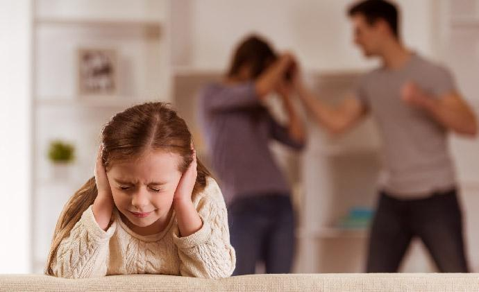 The Dangerous Impact of Parental Fights On A Child's Mental Wellbeing